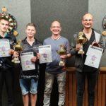MOFDV Ranglistenturnier September 2019 Ebern Herren Einzel