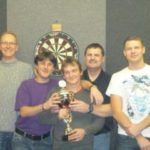 Vereinsmeisterschaft Einzel 2012 DC Gipsy Ebern
